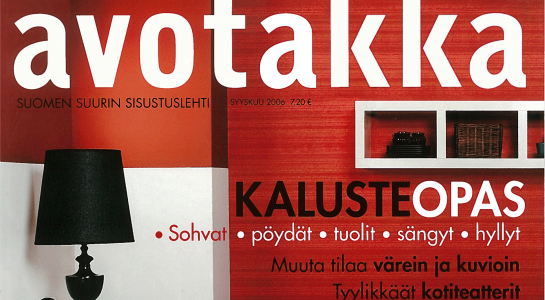 Ark-konttori l&k Avotakka lehtijuttu